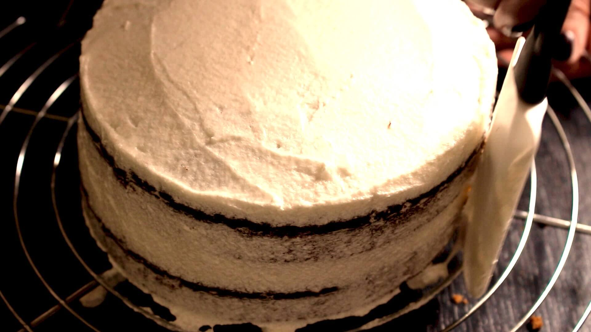 picture of Naked Cake effect