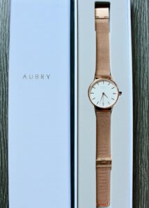 PICTURE OF AUBRY WATCH