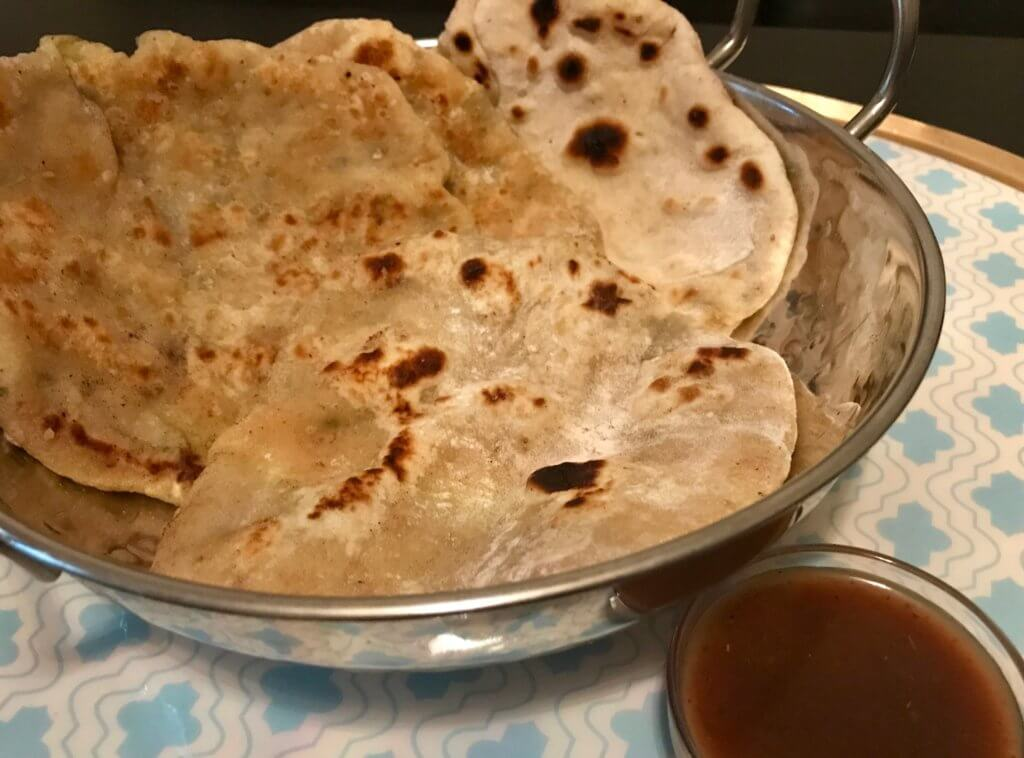 picture of Aloo Paratha