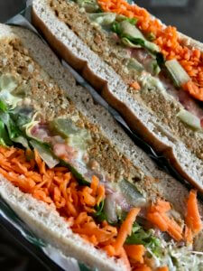 picture of panthere verte sandwich