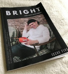 picture of bright zine