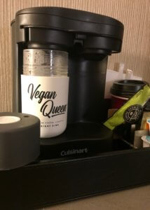 pic of vegan queen cup