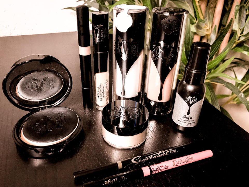 picture of Kat von D Products