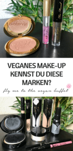 PIN FÜR VEGANES MAKE-UP
