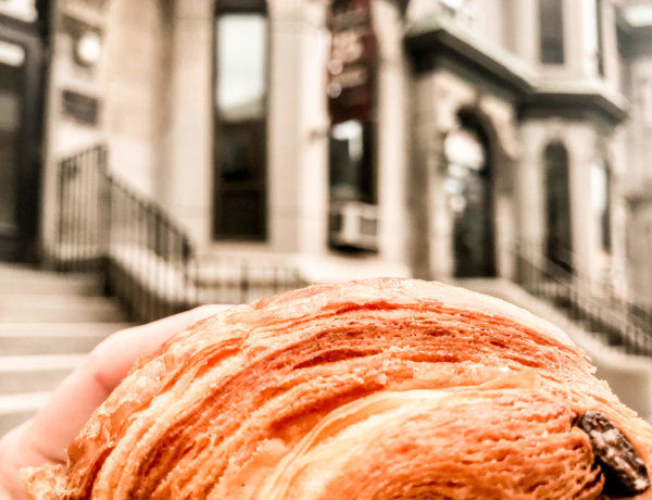 picture of pain au chocolate in montreal