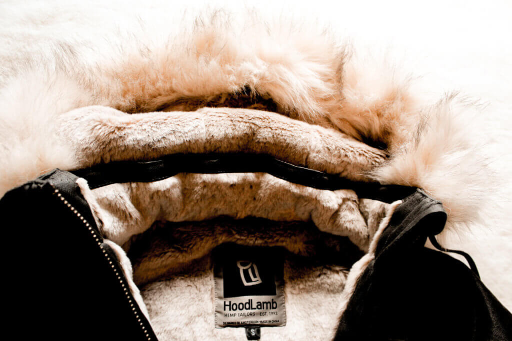 picture of hoodlamb coat