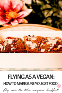 FLYING AS A VEGAN: My tips from 11 years of being a flight attendant #vegantraveling #flyingvegan #vegantraveller #vegantraveltips