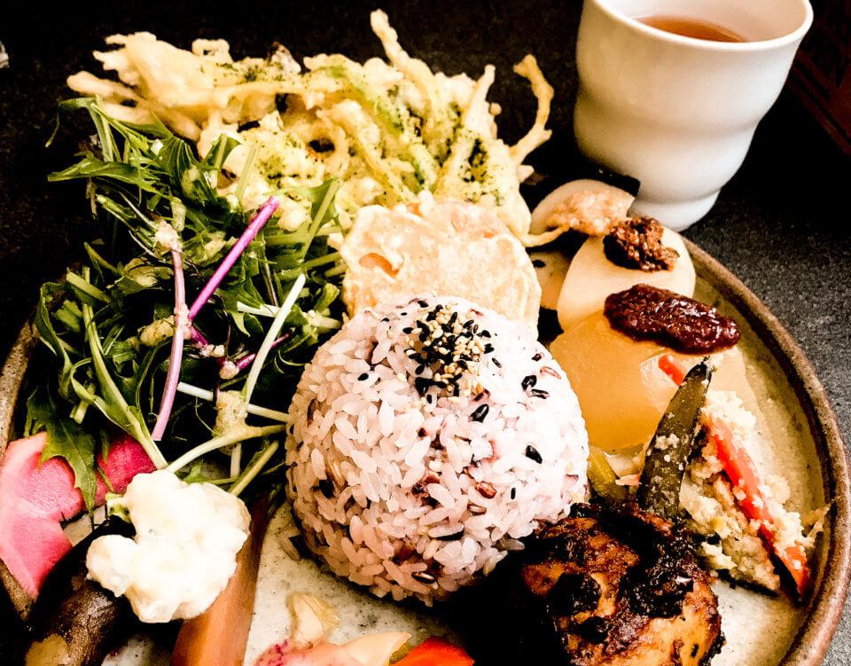 Bild von: vegane food tours: japanisches Essen