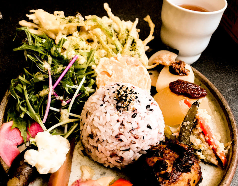 picture of vegan food tours: tokyo