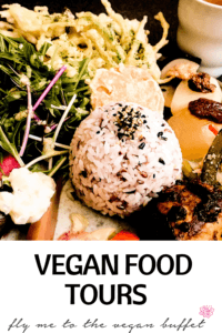 What to do on a city trip as a vegan? Go on a vegan food tour! Here you can read about my experiences #vegan #vegantravel