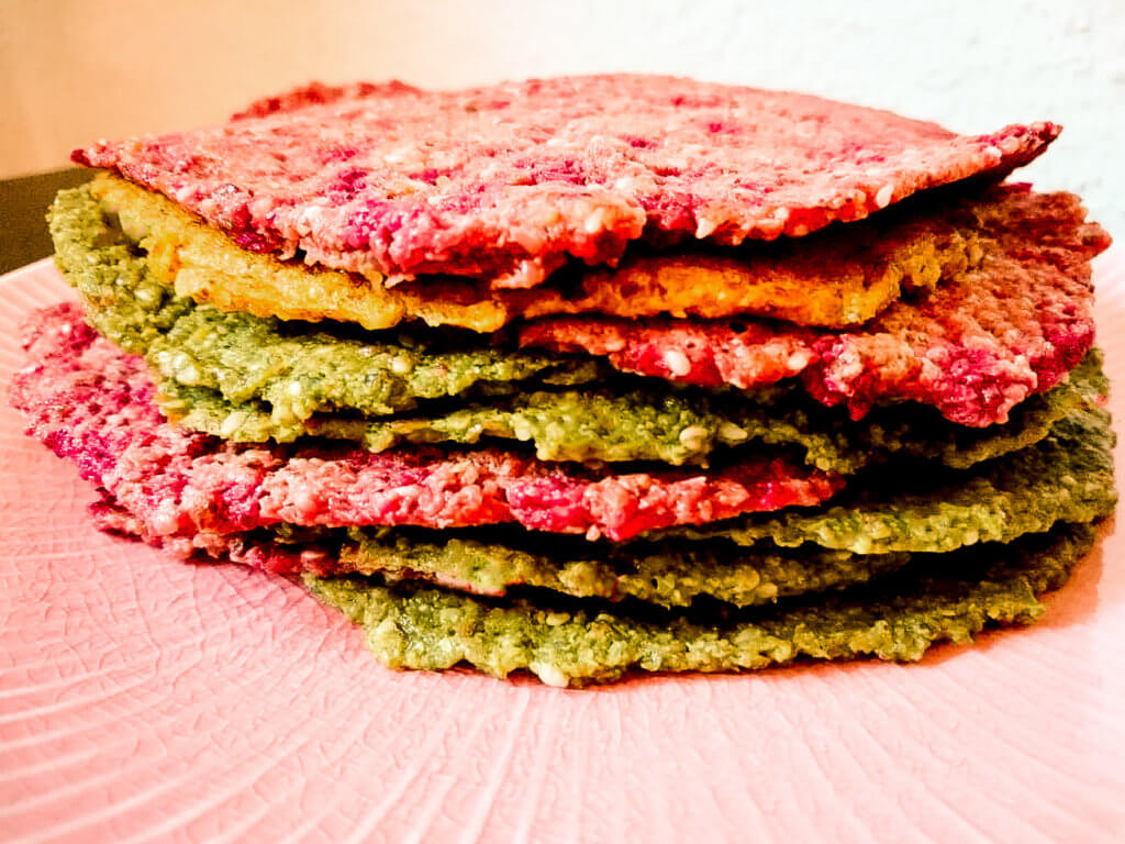 quinoa flatbreads