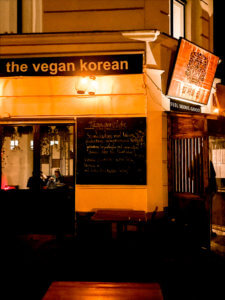 vegan restaurant feel seoul good in berlin