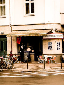 picture of vegan restaurant neue republik reger