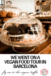 We went on a vegan brunch tour through Barcelona and we loved it! Read about it here #vegan #barcelona #brunch #vegantravel