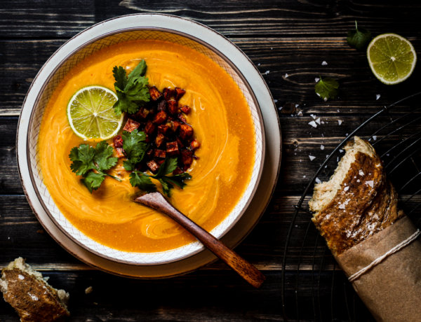 Mexican-fusion-suppe