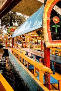 xochimilco, Mexico city