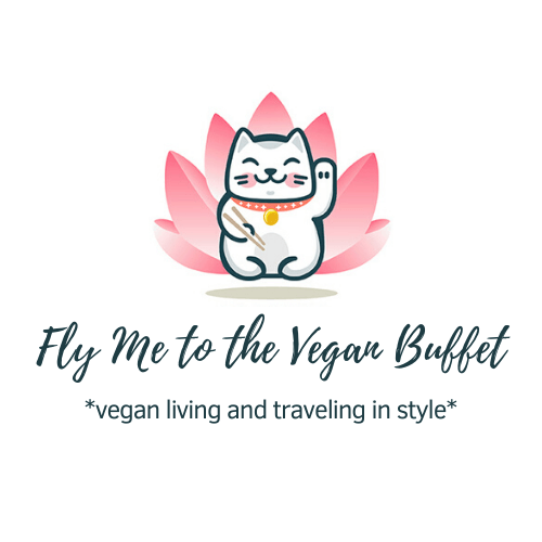 FLY ME TO THE VEGAN BUFFET