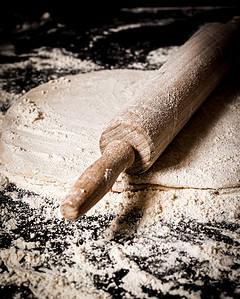dough for pizza pretzel twist bread