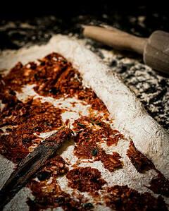 Laugenpizza Twist Bread