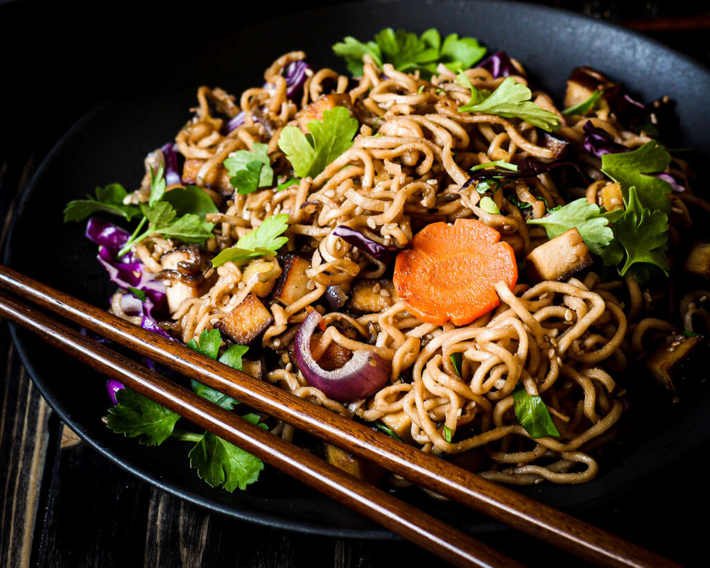 quick and easy noodle dishes