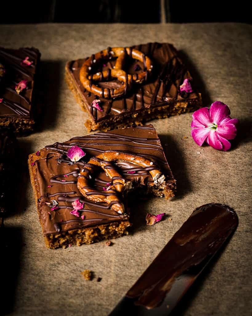 Vegane Schokokekse/ Nina Bolders Food Fotografie